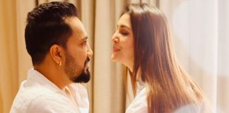Mika Singh & Chahatt Khanna's 'Quarantine Love' Is The Couple Goals We Need During Lockdown; See Pics