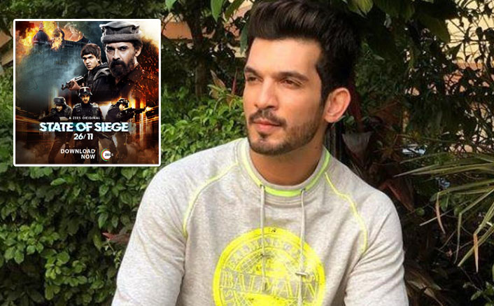 """Arjun Bijlani Thanks Audience For State Of Siege: 26/11 Success: """"Without Them It Wouldn't Have Been Possible"""""""
