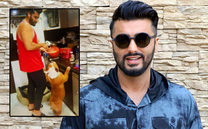 Arjun Kapoor Calls Himself A 'Fake Baker' As He Gets Into Kitchen For First Time, Check Out!