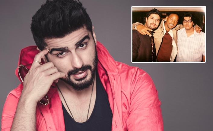Arjun Kapoor Shares A Throwback Picture With Will Smith, Calls Himself 'A Fine Physical Specimen'
