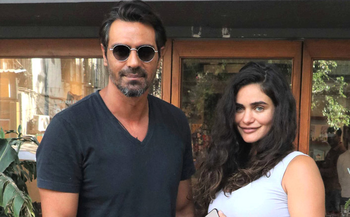 Arjun Rampal Wishes Girlfriend Gabriella Demtriades On Her Birthday & It's Adorable!