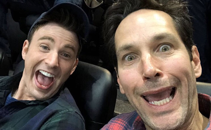 Avengers: Endgame Actor Chris Evans Has The Quirkiest Birthday Wish For Paul Rudd & It's Evergreen Like Our Ant-Man!