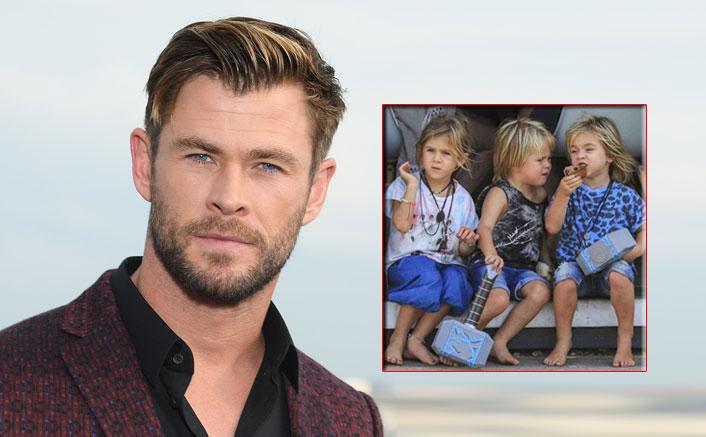 Avengers: Endgame Actor Chris Hemsworth AKA Thor Is A Superhero For His Kids Amid Lockdown, Here's How!