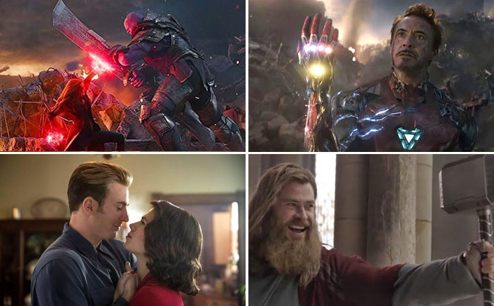 """Avengers: Endgame: From """"I Love You 3000"""" To Wanda Scaring Off Thanos - 21 Unforgettable Scene From MCU's Blockbuster!"""