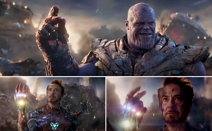 Avengers: Endgame: Opening Night Reaction To Iron Man Snapping His Fingers To Kill Thanos Will Give You Literal Chills! WATCH
