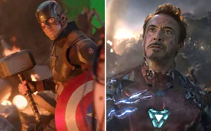 Avengers: Endgame: This Theory Claims That Captain America Would've Quickly Died If He'd Snapped Instead Of Iron Man!