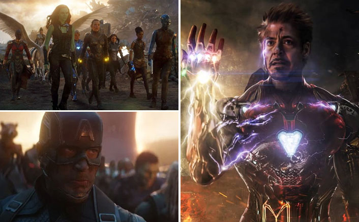 Avengers: Endgame: Tony Stark's 'I'm Iron Man' To Captain America's 'Avengers Assemble', Fans' Reaction To These Iconic Scenes Will Give You CHILLS!