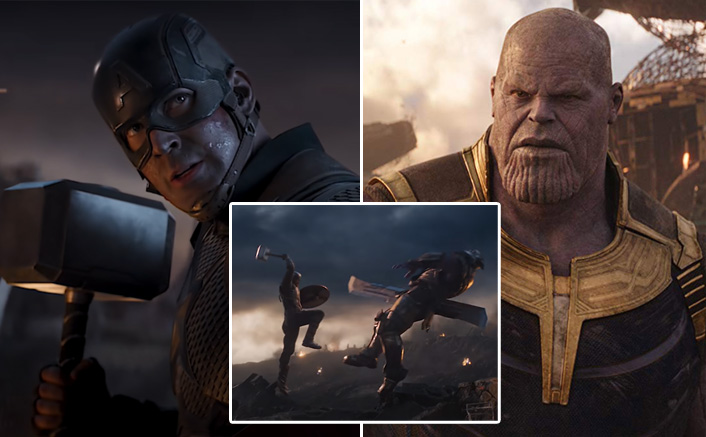 Avengers: Endgame Trivia #16: Here's Why Thanos Fails To Snatch Away Mjolnir From Captain America During The Final Battle