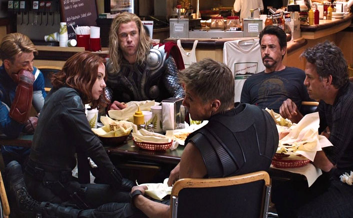 Avengers: Endgame Trivia #18: Captain America REFUSED To Eat In The Post-Credits' Shawarma Scene Of The Avengers, Here's Why!