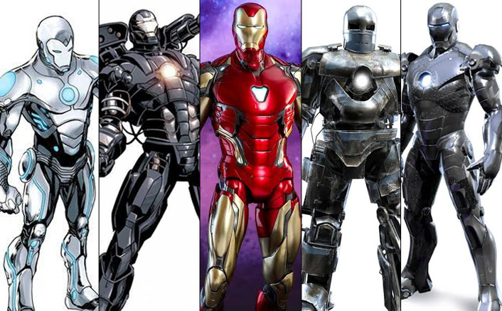 Avengers: Endgame Trivia #17: Not 10 Or 20 But Iron Man Has Had 50 Of Those Suits Over The Years & Here's EVERY ONE Of Them