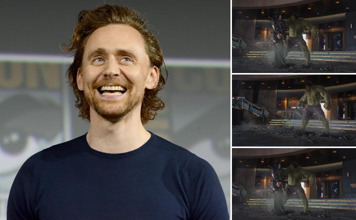Avengers: Endgame Trivia #21: Remember How Hulk Smashed Loki Left & Right In The Avengers? THIS Is How Tom Hiddleston Shot The Scene!
