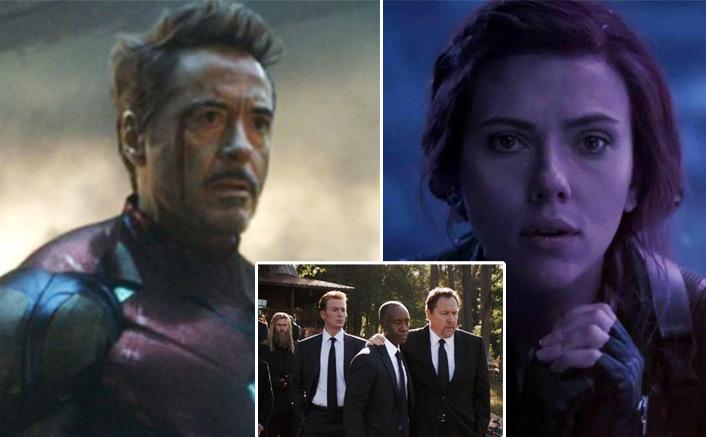 Avengers: Endgame Trivia #28: Wondering Why Black Widow Didn't Get A Funeral Like Iron Man? Here's A Strange Reason!