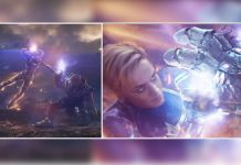 Avengers: Endgame: Wondering How Captain Marvel Manages To Fight Off The Might Villain Thanos? Read On!