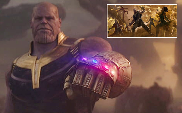 Avengers: Infinity War: Thanos Sucks Out The Souls Of Iron Man, Spider-Man & Guardians Of The Galaxy In This Unseen Scene!