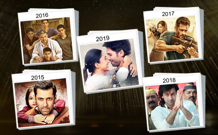 Who Ruled Koimoi Audience Poll Awards From 2015 to 2019? Take A Visit To The Archives To Know If Your Favourites Are At The Top