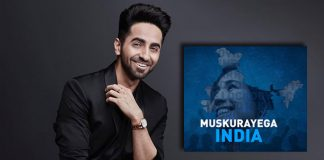 Ayushmann Khurrana: 'Muskurayega India' hopes for a brighter future