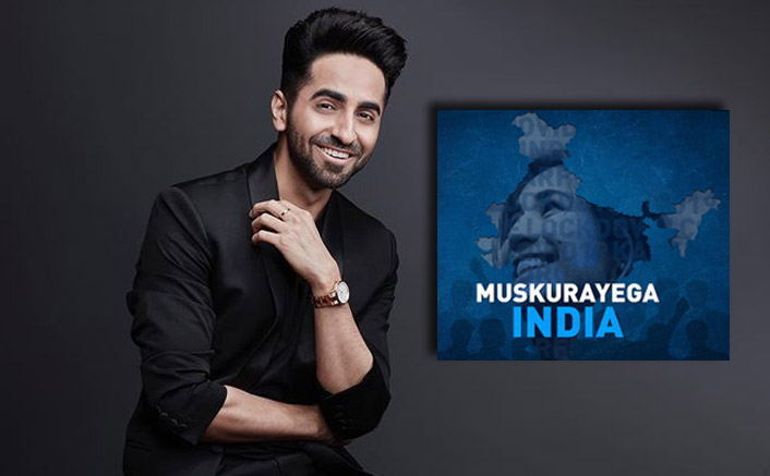"Ayushmann Khurrana On 'Muskurayega India': ""We Need To Stay United & Fight This Together"""