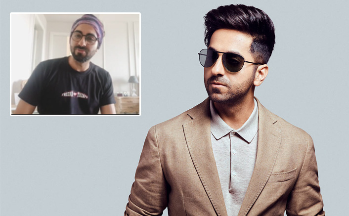 Ayushmann Khurrana Makes A Fans' Birthday Special By Singing On Her Daughters' Request