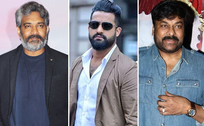 #BetheREALMAN: After SS Rajamouli, Jr. NTR Finishes The Challenge & Nominates Chiranjeevi For The Same, Watch