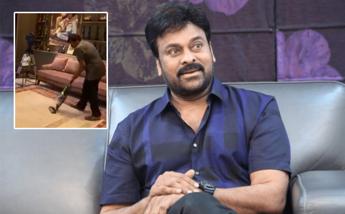 #BeTheRealMan: Chiranjeevi Successfully Completes The Task; Nominates Superstar Rajinikanth & KTR