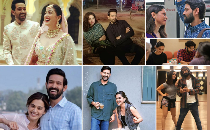 Happy Birthday Vikrant Massey! Mirzapur Actor's SPECIAL Connect With The Leading Ladies Of Bollywood
