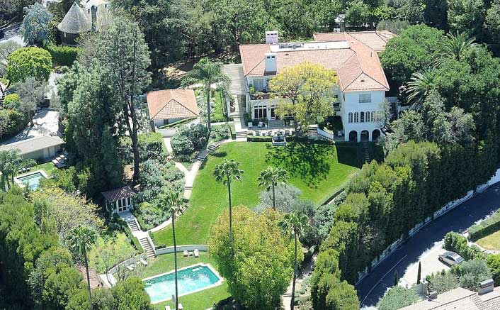 Angelina Jolie's House (Picture Courtesy: Daily Mail)