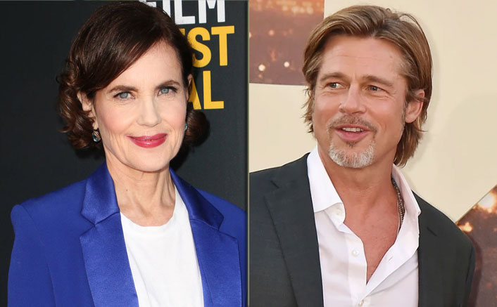 """Brad Pitt's Co-Star Elizabeth McGovern: """"I Made Him The Man He Is… Taught Him How To Kiss"""""""
