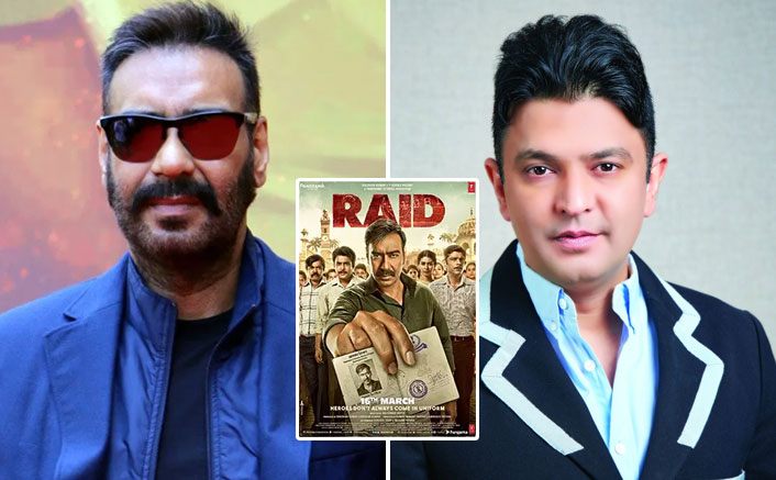 BREAKING! Ajay Devgn's Raid Gets A Sequel, Producer Bhushan Kumar Reveals Details