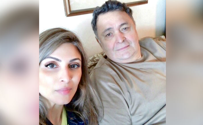 JUST IN! Riddhima Kapoor's Note For Father Rishi Kapoor Is Leaving Us In Tears, Read