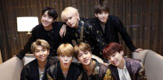 BTS Becomes The First Band To Receive Quadruple-Million Certification