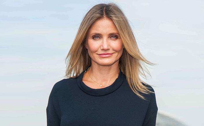 """Cameron Diaz On Motherhood: """"I'm Cooking, Cleaning & Taking Care Of My Baby... Unusually All At The Same Time"""""""