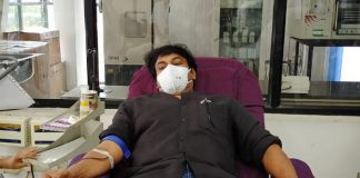 Chiranjeevi Donates Blood, Appeals Fans To Follow The Same To Help Those In Need Amid Lockdown