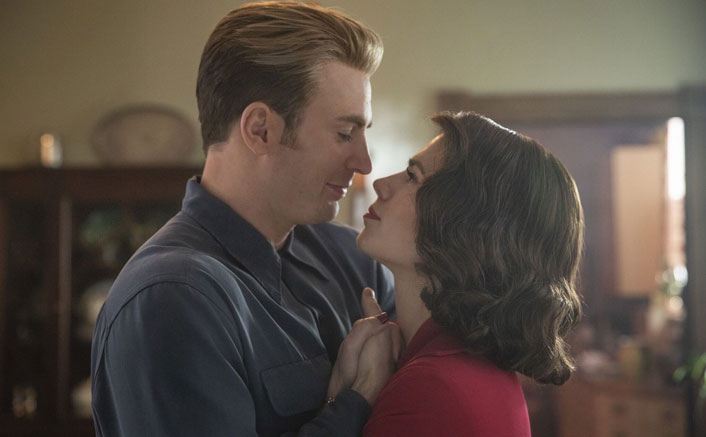 Chris Evans' Captain America's Dance With Peggy Carter In ...