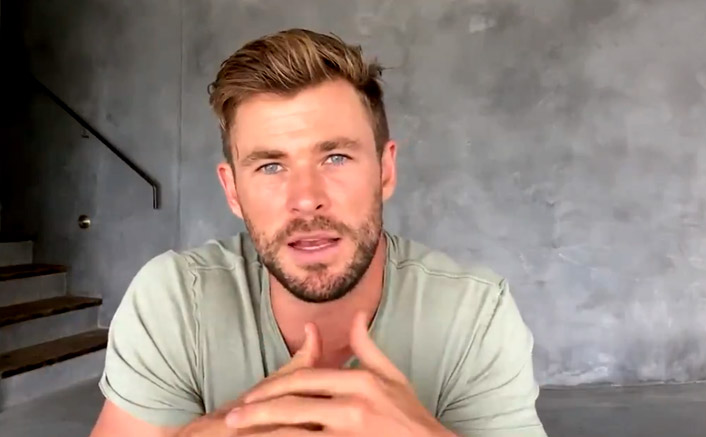 Chris Hemsworth AKA Thor Has A Special Message For The Indian Fans