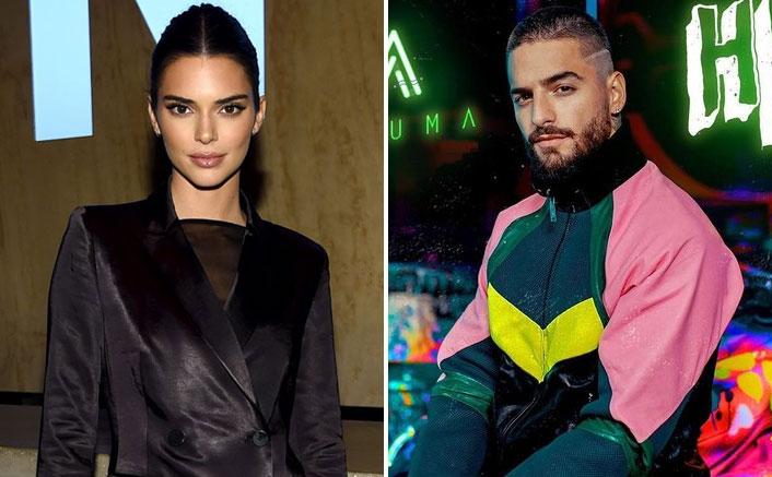 Columbian Singer Maluma Admits He Has A Massive Crush On Kendall Jenner