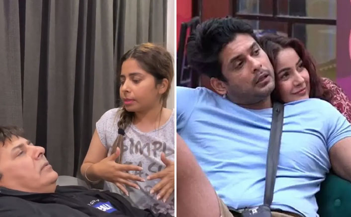 Comedian Sudesh Lehri & Daughter's Mimicry On Sidharth Shukla-Shehnaaz Gill Will Make You ROFL, Watch!