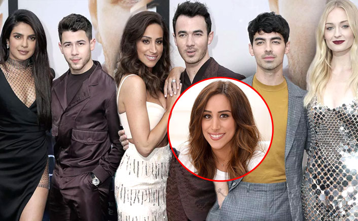 """Danielle Jonas On Starring In Jonas Brothers' Music Videos With Priyanka Chopra Jonas & Sophie Turner: """"Don't Think I Can Ever Be 100% Comfortable"""""""