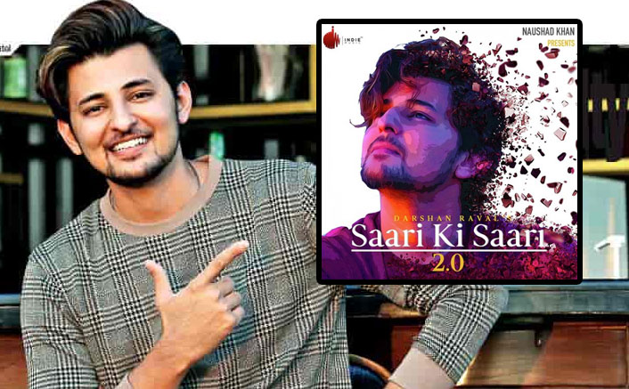 Darshan Raval's Saari Ki Saari 2.0 Is Winning Hearts On Youtube