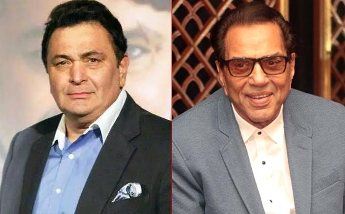 """Dharmendra Expresses His Grief On Demise Of Rishi Kapoor: """"He Was Like Son To Me'"""