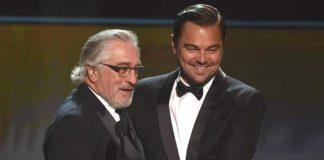 DiCaprio, De Niro offer movie role to raise money for food fund