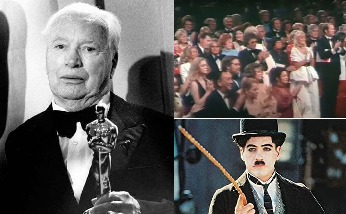 Did You Know? Charlie Chaplin Created HISTORY At Oscars By Receiving A 12-Minute-Long Standing Ovation!