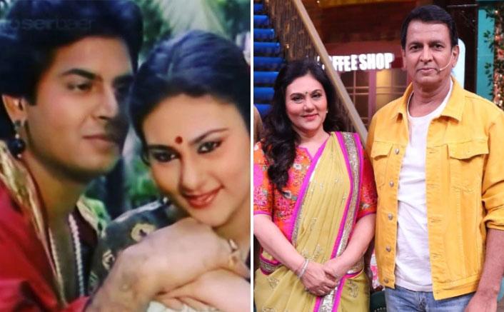 Did You Know Ramayan's Sita AKA Dipika Chikhlia & Laxman AKA Sunil Lehri Romanced In THIS Show Before Ramayan?