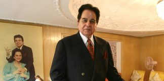 Dilip Kumar Urges People To Stay Indoors With A Poem On Social Distancing
