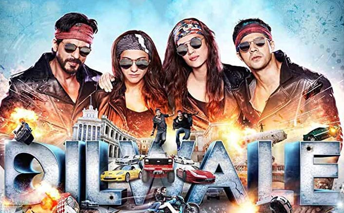 Dilwale Box Office Here S The Daily Breakdown Of Shah Rukh Khan