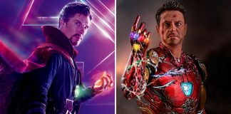 Avengers: Endgame: On Film's 1st Anniversary, Writers Reveal Doctor Strange Wearing Iron Man's Suit In Avengers: Infinity War!