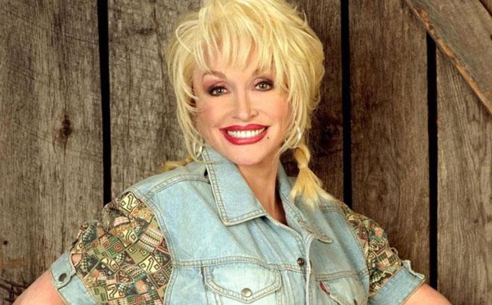 Dolly Parton: I'm always in glam