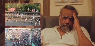 Don't lathi charge them: Anubhav Sinha on Bandra incident