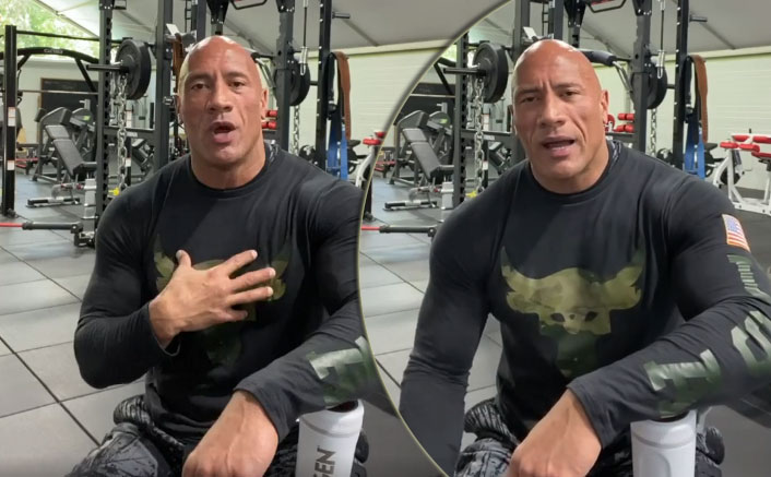 """Dwayne Johnson RESPONDS To A Fan Question: """"I Started To Become An A**hole..."""""""