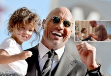 Dwayne Johnson Sings & Teaches His Li'l Daughter Tia How To Wash Hands Amidst Lockdown, Watch!