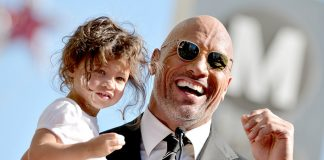 Dwayne 'The Rock' Johnson Singing The Maui Song From Moana With His 4 year Old Daughter Is The Cutest Thing You'll See Today